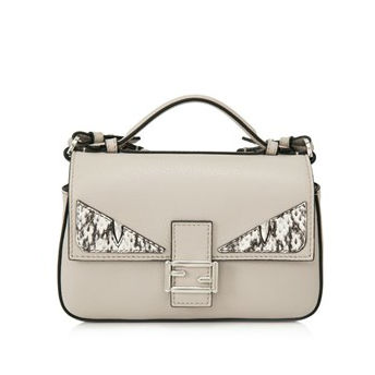 Fendi Bag Bugs Double Micro Baguette