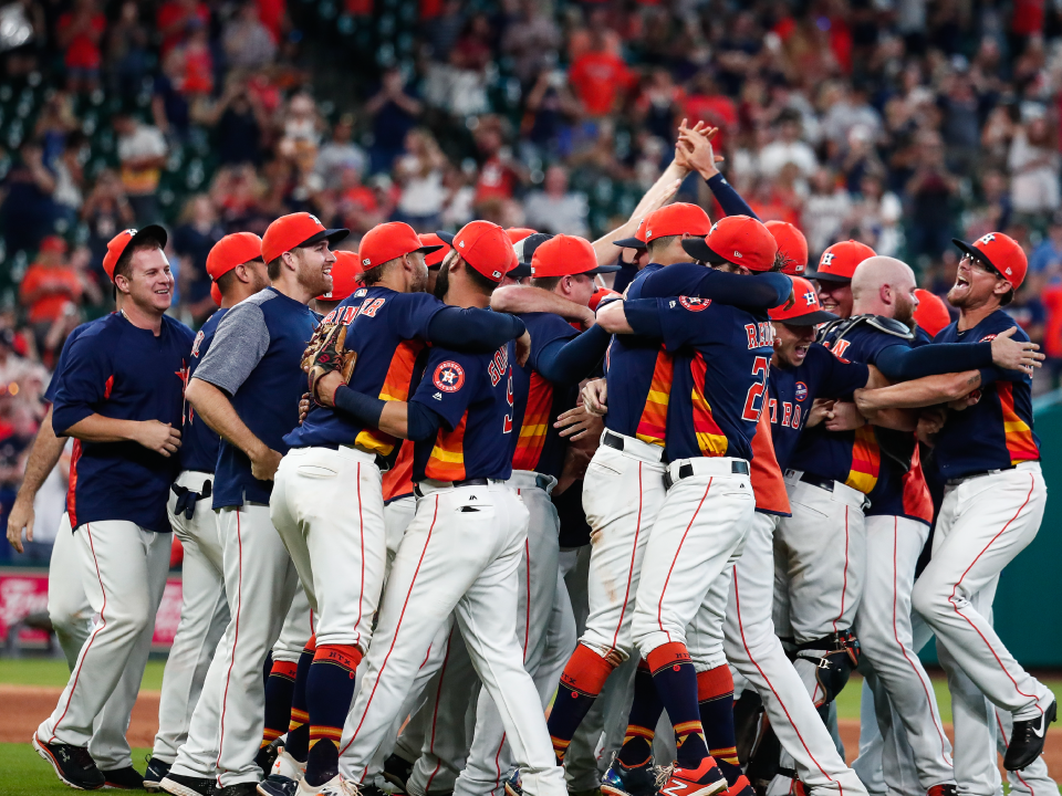 Astros World Series 2017