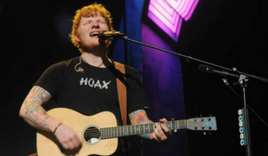 Ed Sheeran 2018