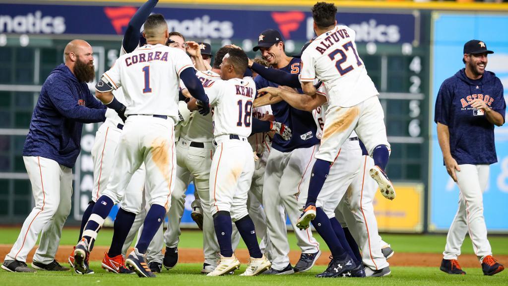 Astros Post Season