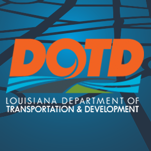Louisiana Department of Transportation Development Logo