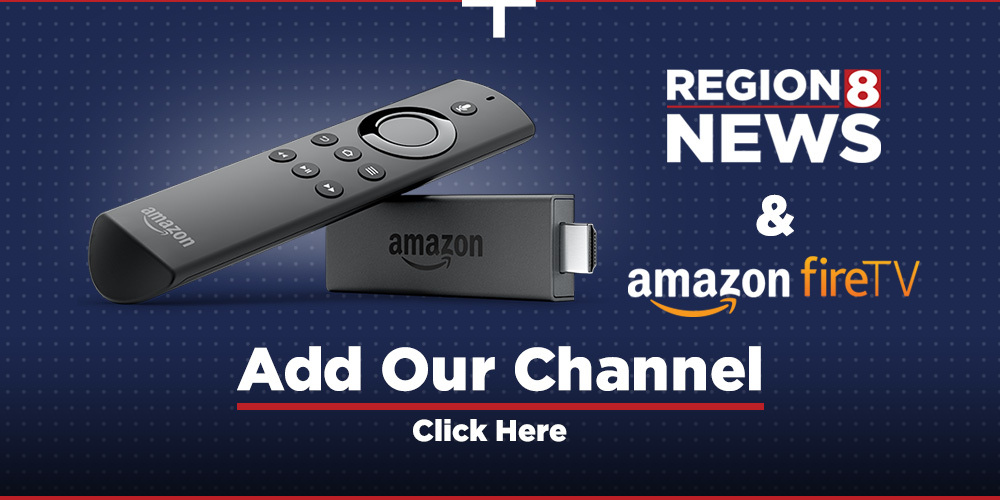 Install the Region 8 News App on Amazon FireTV