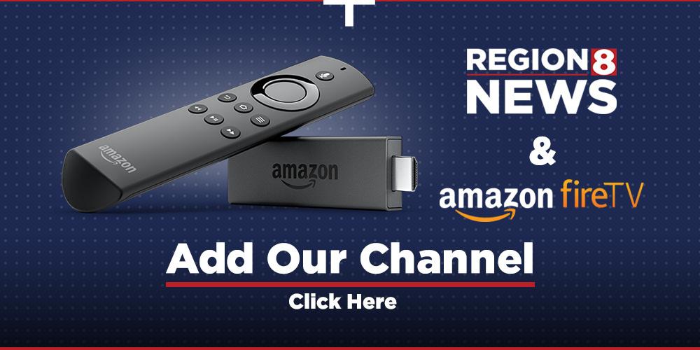 Install the Region 8 News App on Amazon FireTV