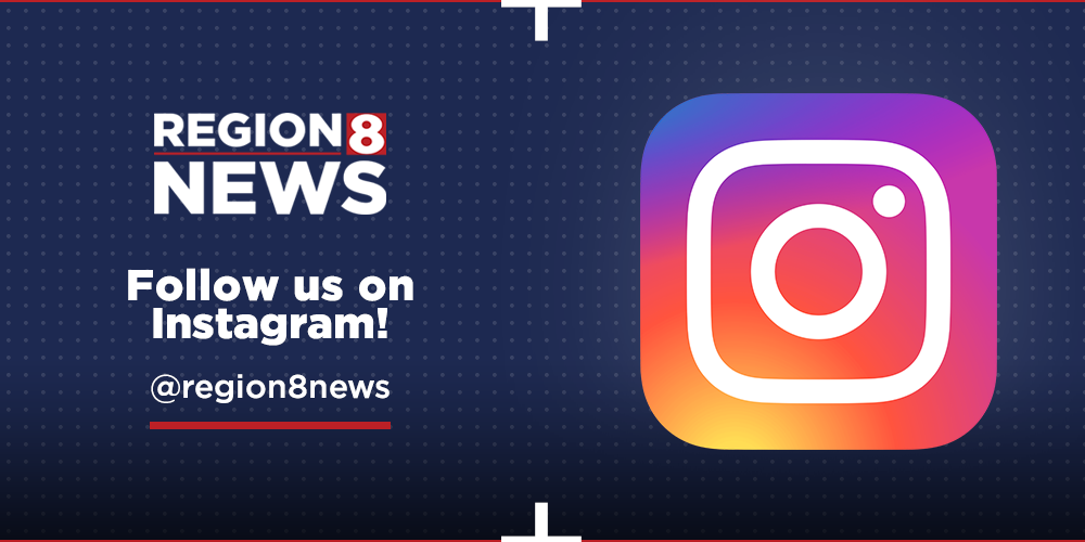 Follow Region 8 News on Instagram