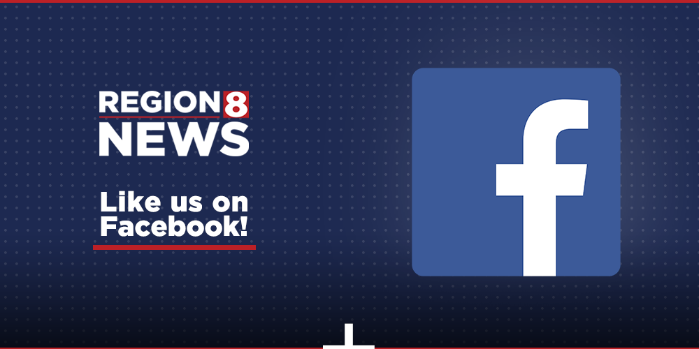 Like Region 8 News on Facebook