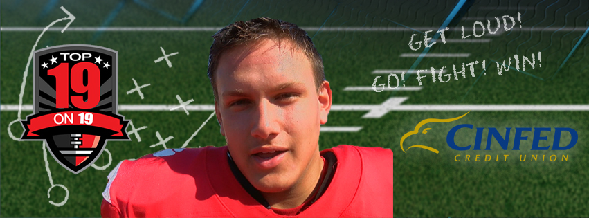 Adam Derry, Offensive Lineman, Beechwood High School