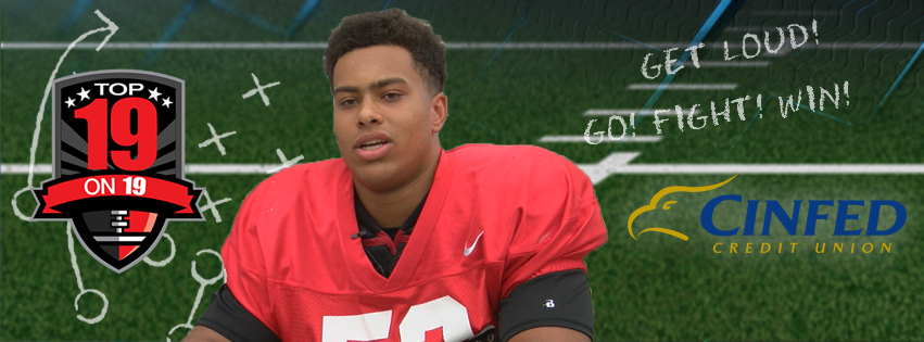 Jalen Thornton, Defensive Tackle, Indian Hill High School