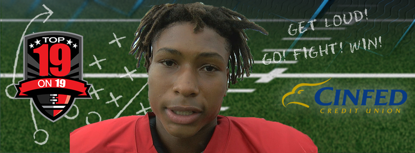 Jeremiah Ross, Defensive Back, Lakota West High School