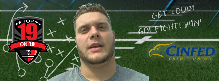 Steven Faucheux, Defensive Tackle, Lakota West High School