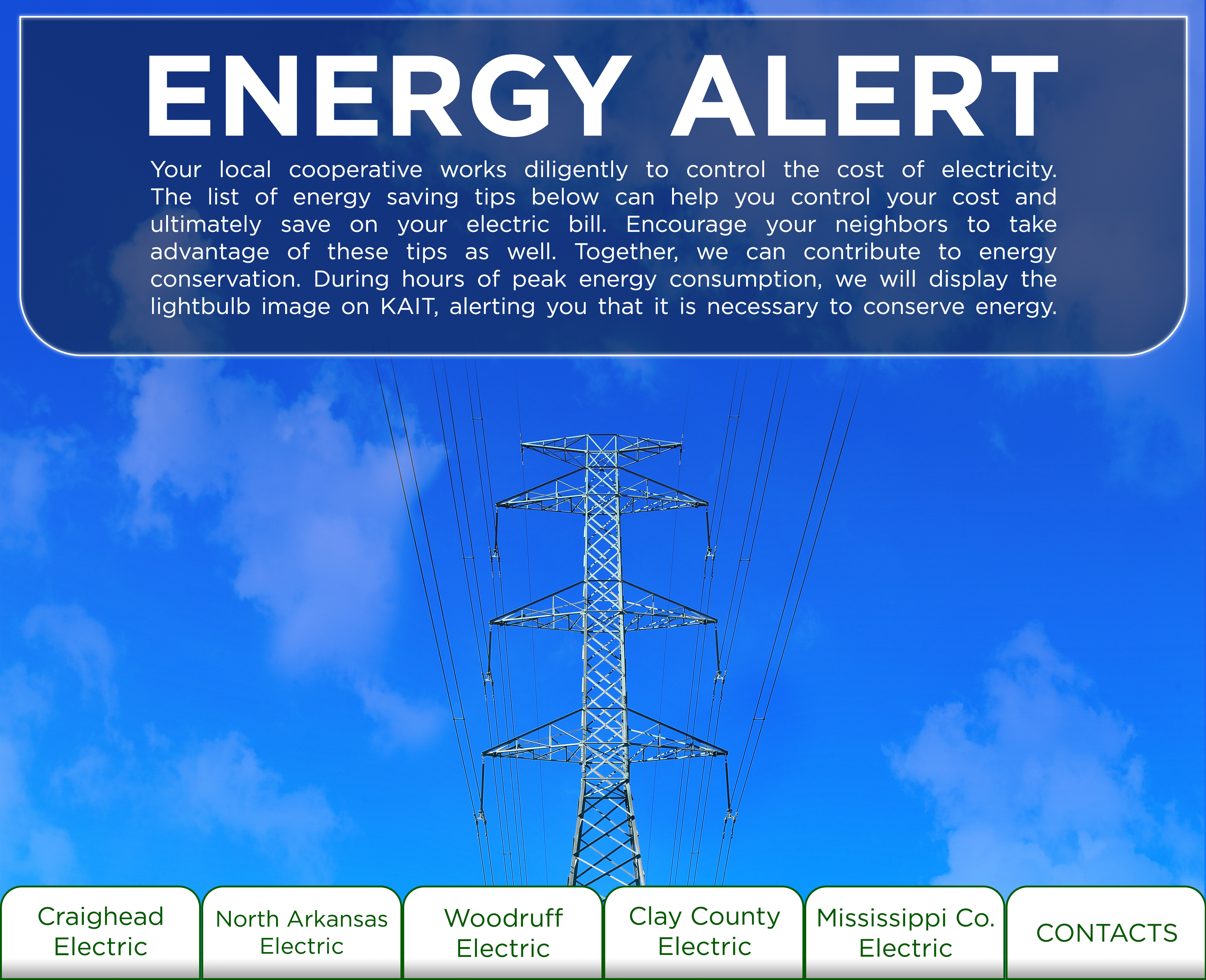 Energy Alert Cost Of Electromagnetic Relay Image