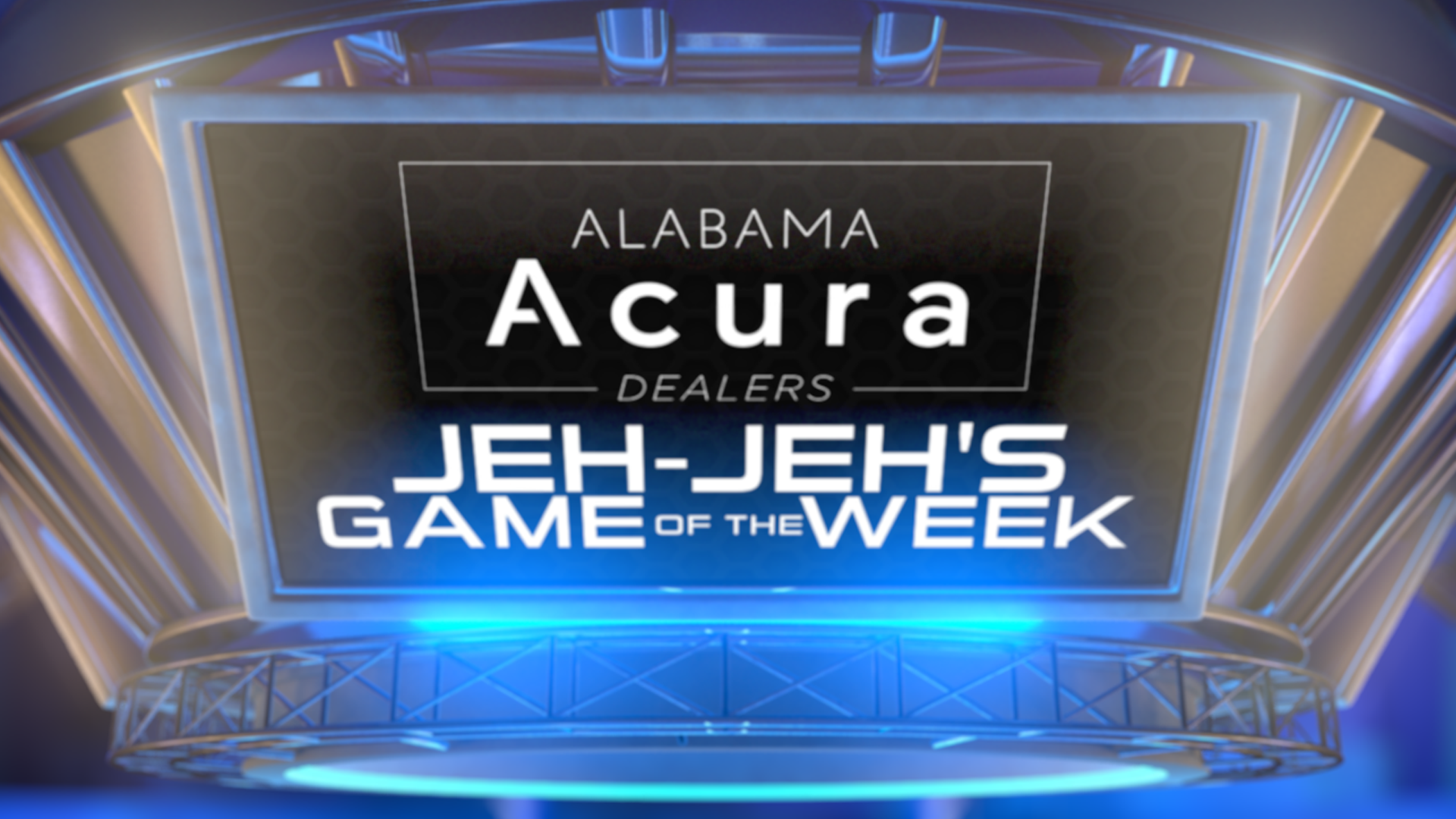 Jeh Jeh's Game of the Week