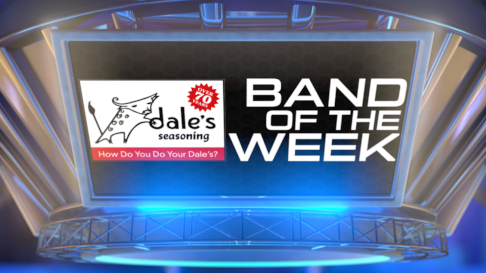 Sideline Band of the Week