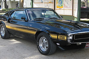 1969 Shelby GT 500 KR 428