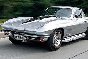 1967 427 Corvette Split Window