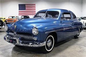 1949 Mercury 8