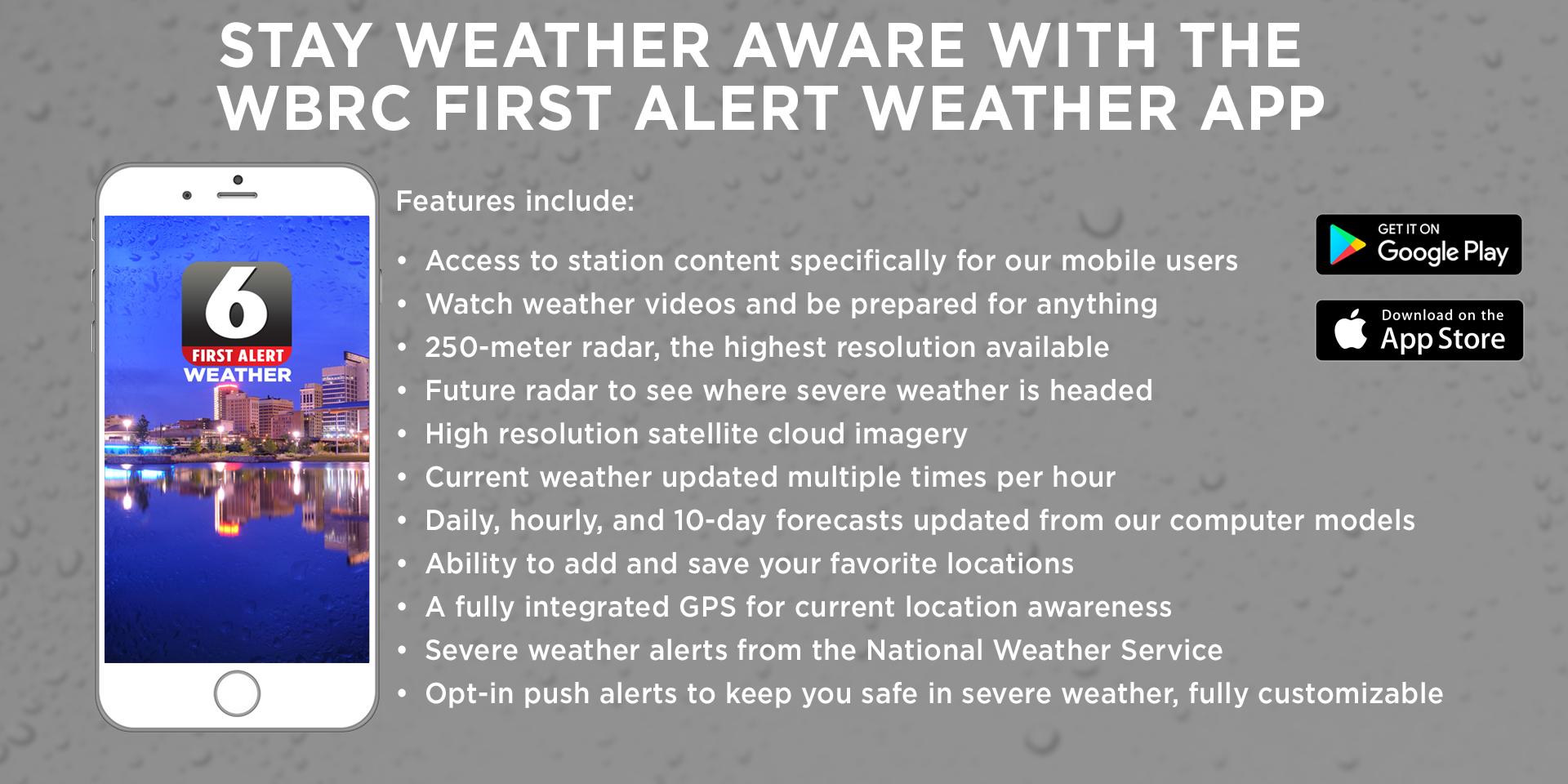header news app weather app Image