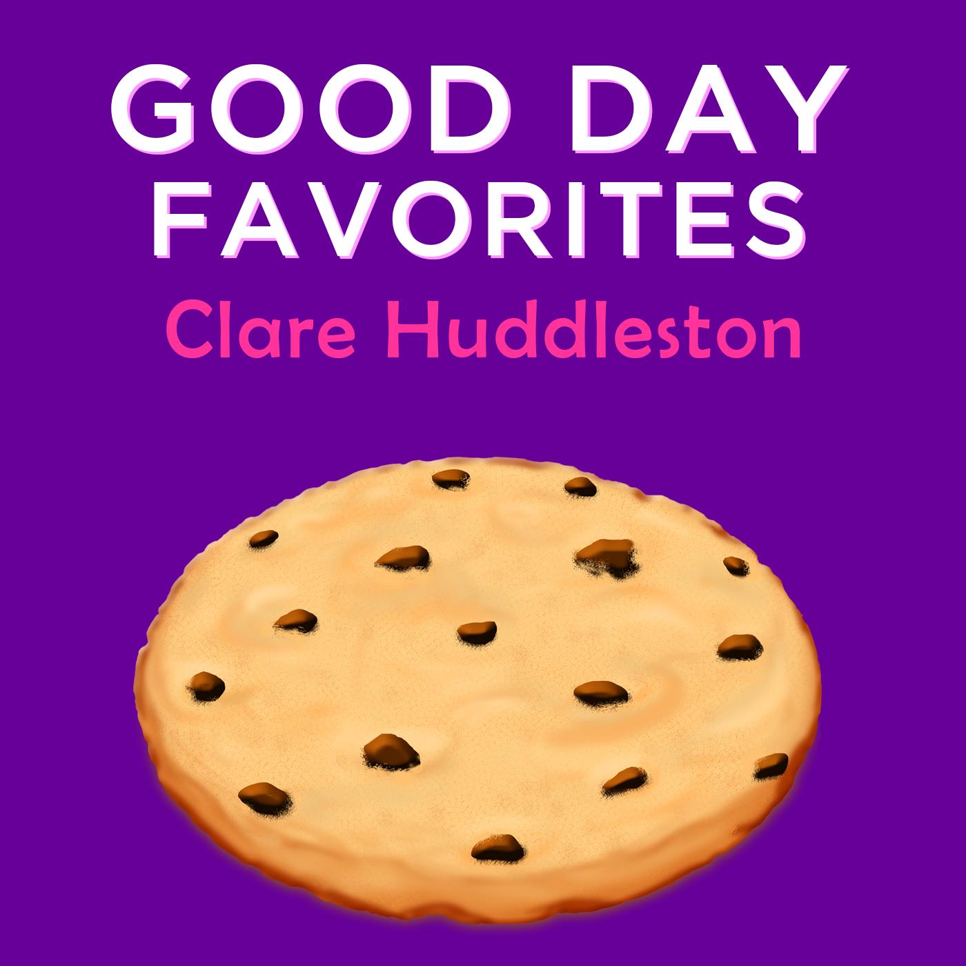 GDA Cookbook Clare Huddleston Favorites