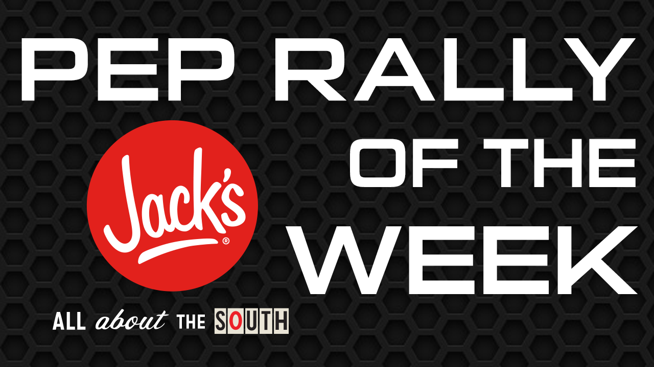 Sideline Pep Rally of the Week