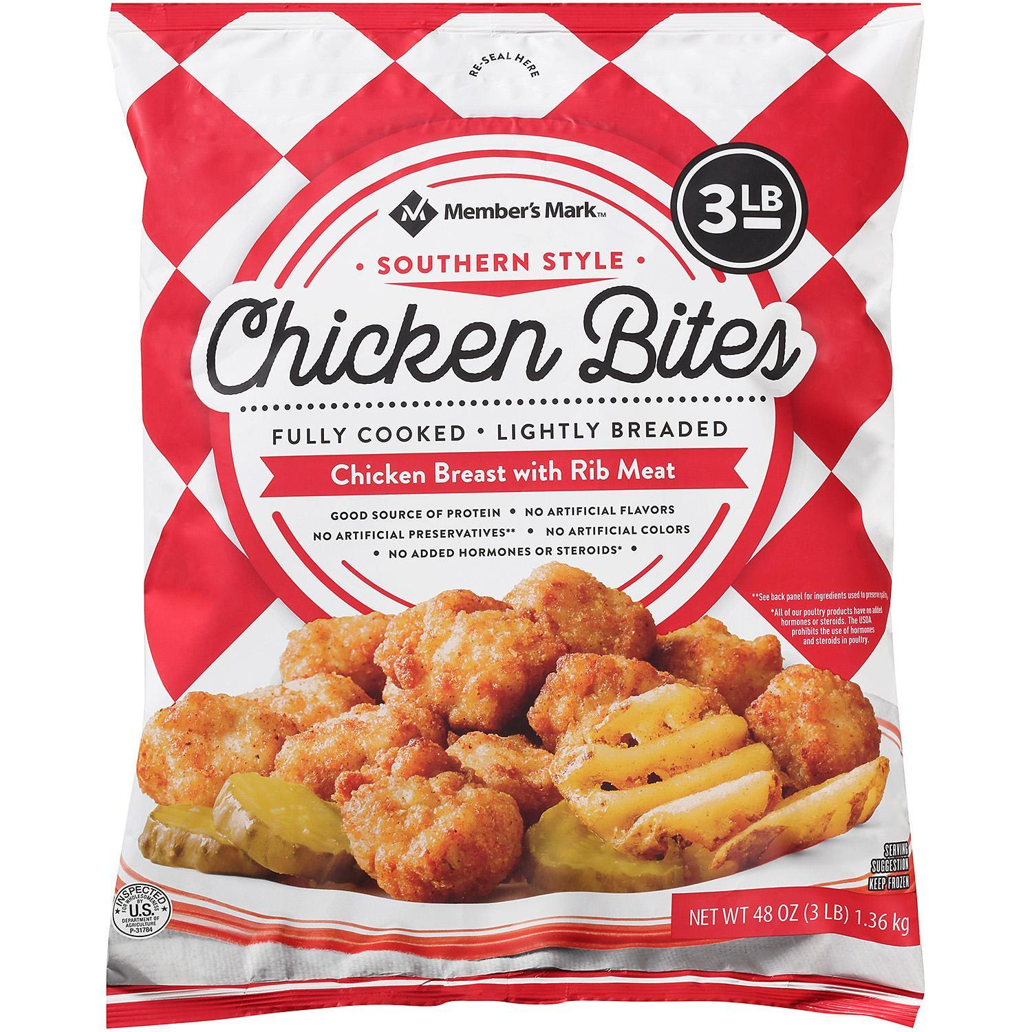 Southern Style Chicken Bites