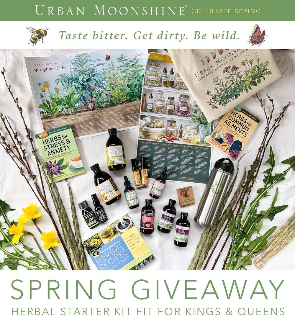 Herbal Cocktail Kit Giveaway