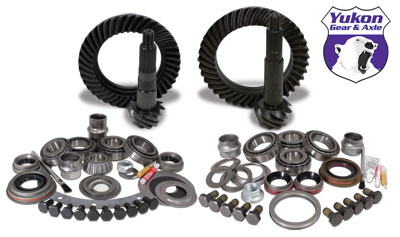 Yukon Gear Kit Package (YGK) - Save $150!