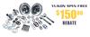 Yukon Spin Free Kits - $150 Rebate