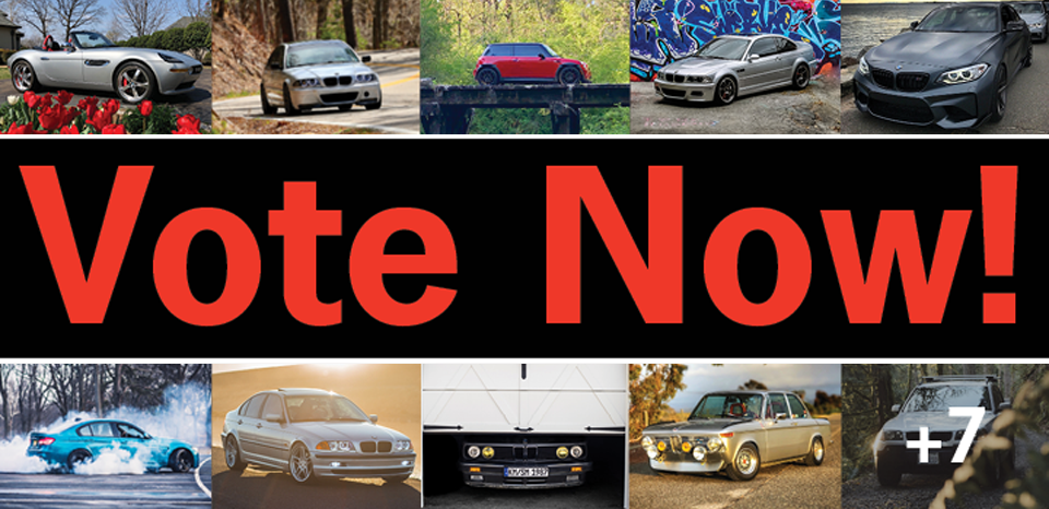 Vote Now! BAVauto® BMW/MINI & Water | Photo Contest