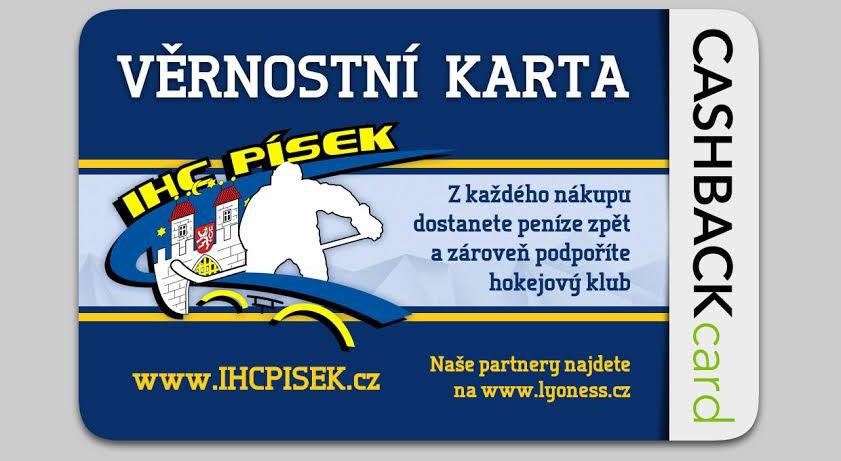 IHC Cashback karta