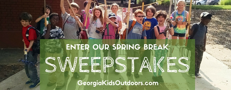 Enter our Spring Break Sweepstakes!