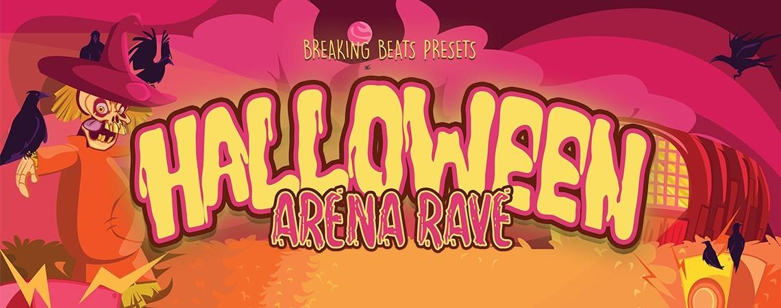 Halloween Arena Rave