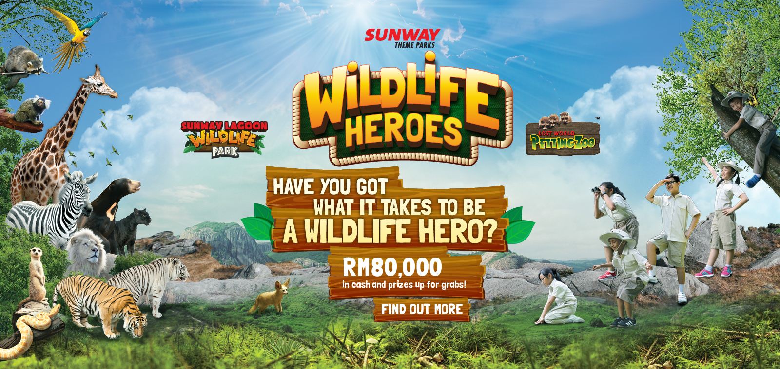 Wildlife Heroes Video Submission
