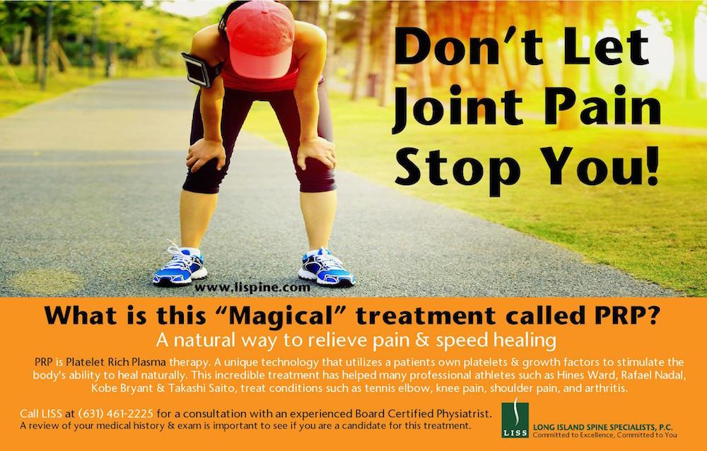 PRP Treatment Info