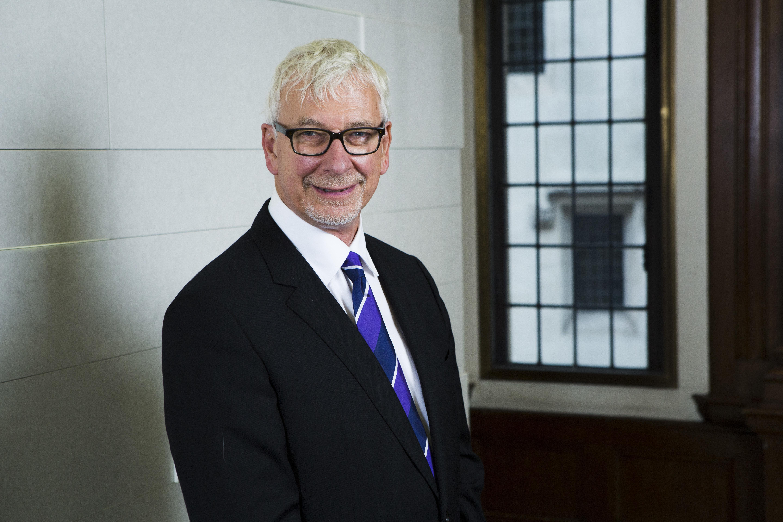John Hughes | RICS President