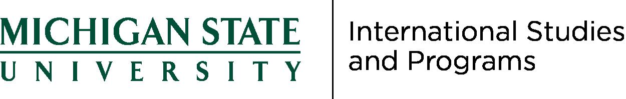 Michigan State University - International Studies and Programs