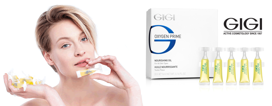 FREE Sample of GIGI Oxygen Pri...