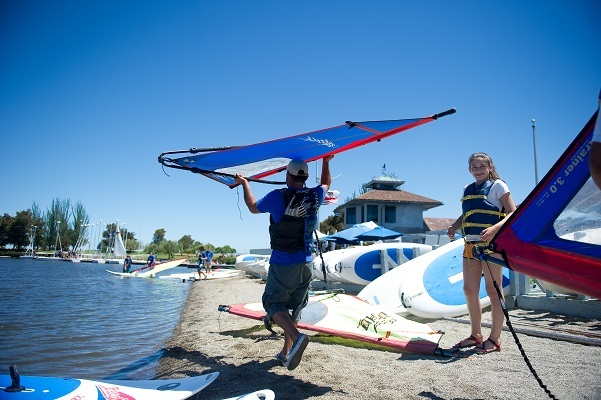 Getting Ready to Windsurf