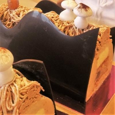 Gâteau Marbre (Marble Cake)