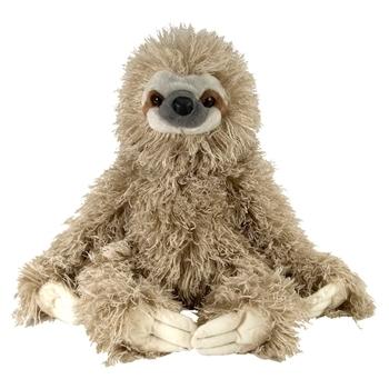 Stuffed Sloth 12 Inch Cuddlekin by Wild Republic $12.99