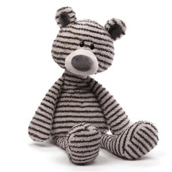 Zag the Zebra Striped Teddy Bear by Gund $13.99