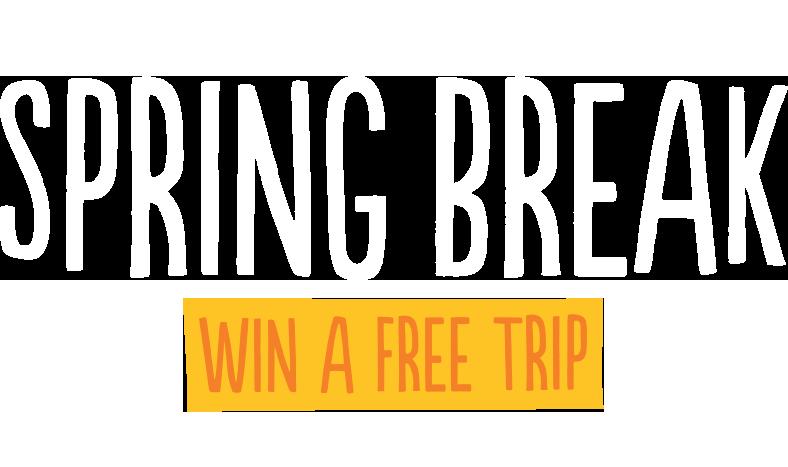 Energy to do more Win a free trip #awakespringbreak