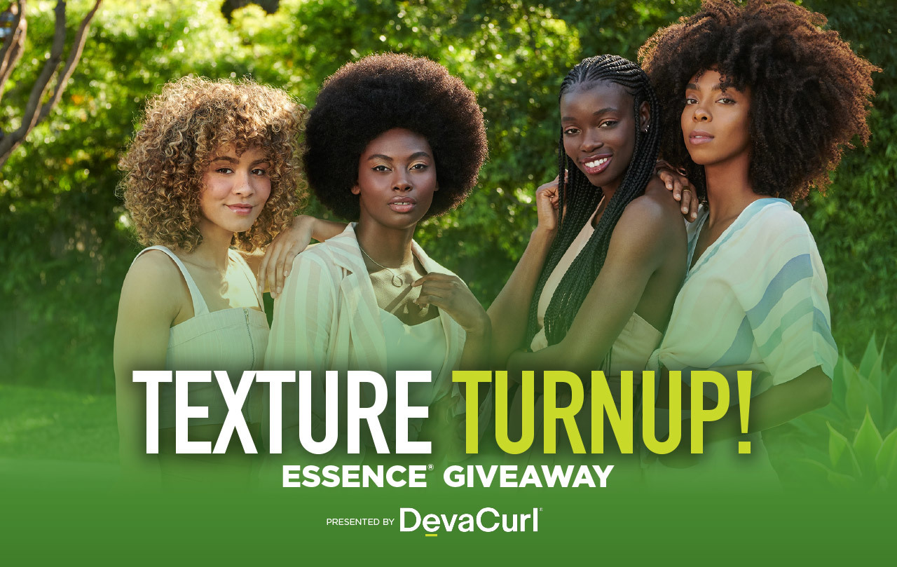 Texture Turnup! Essence Giveaway Presented By DevaCurl