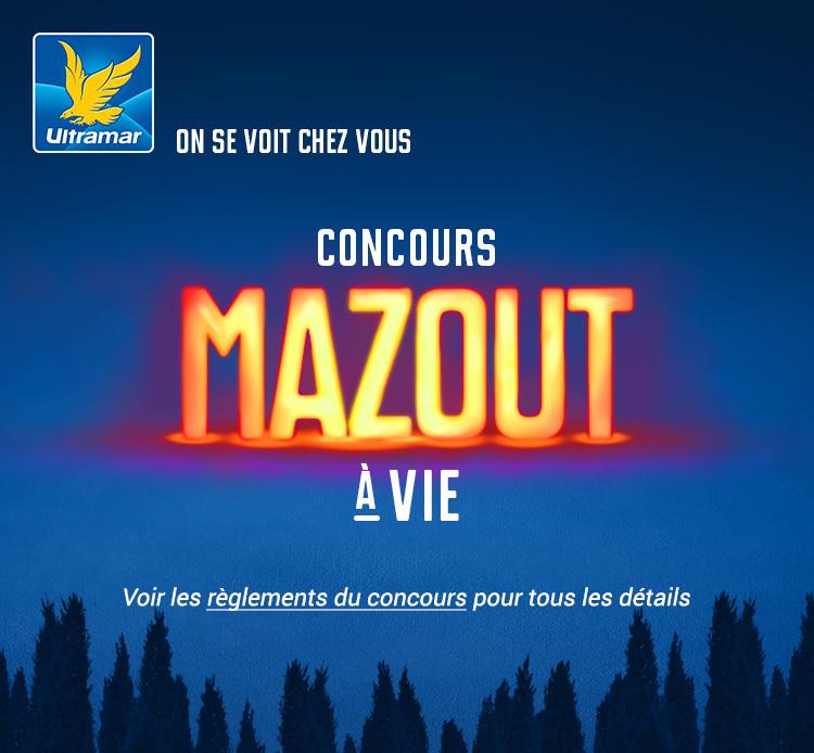 Concours «Gagnez du mazout à vie», participez avant le 2 janvier