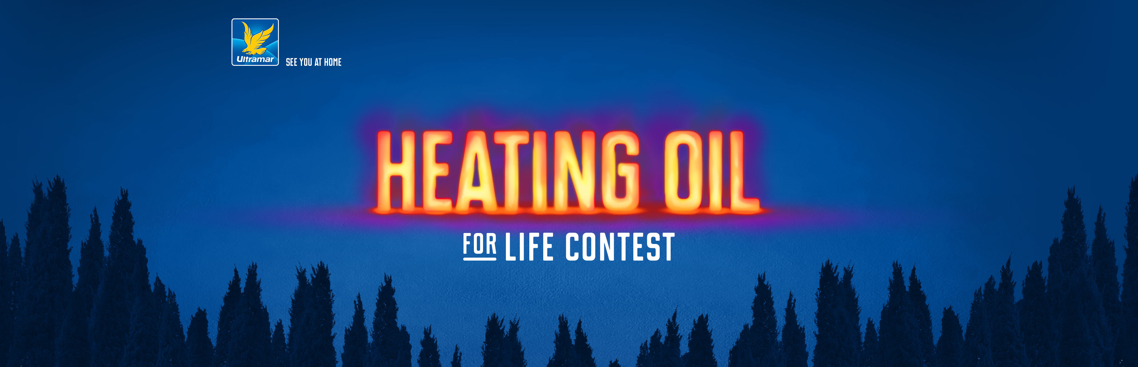 Contest Win Heating Oil for Life, participate before January 2nd