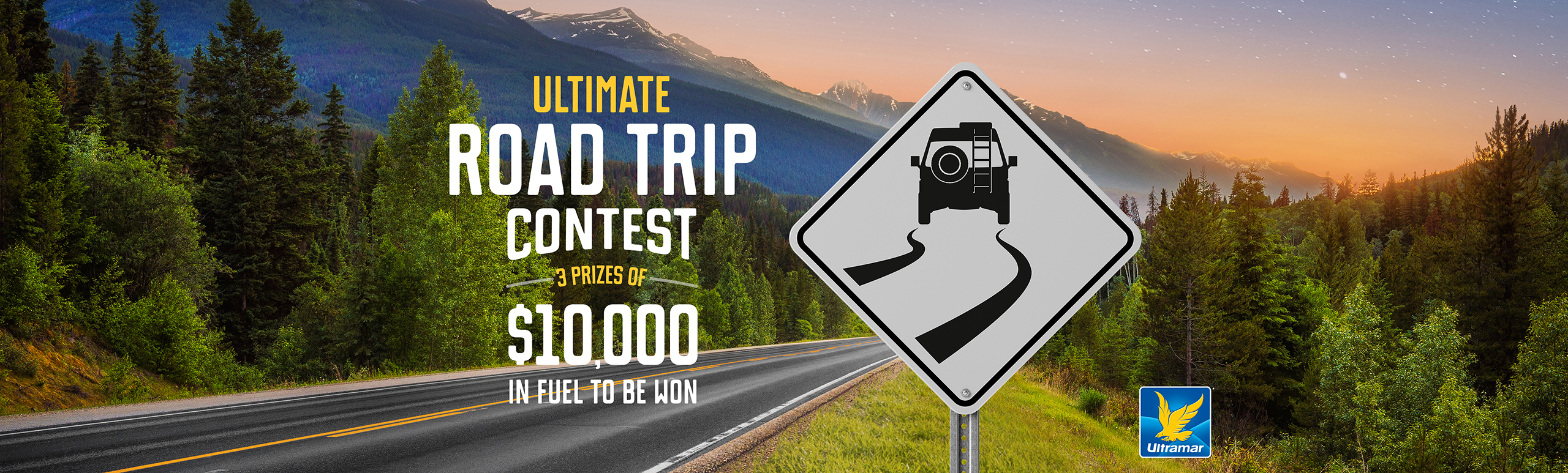 Get a chance to win $10,000 in fuel! ⛽
