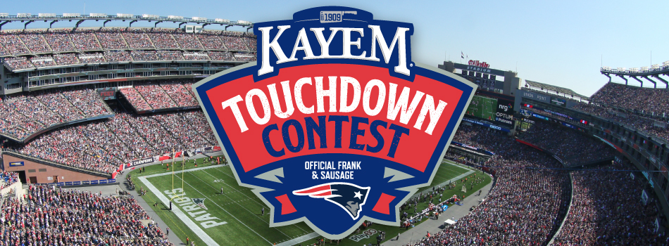 2018 sweepstakes enter to win new england patriots tickets