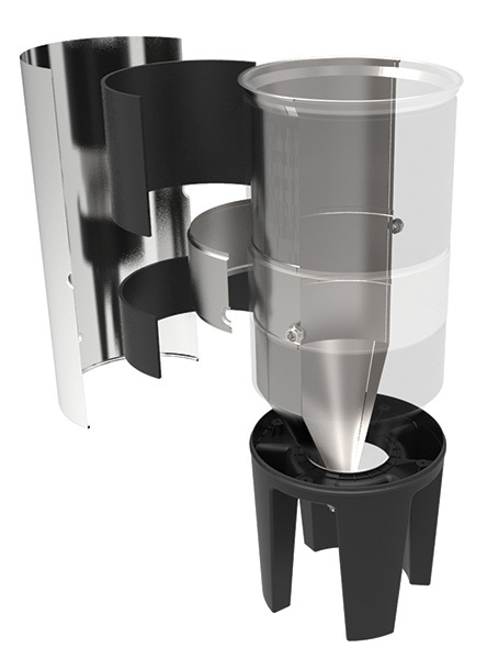 Grainfather Conical Fermenter Double Walled