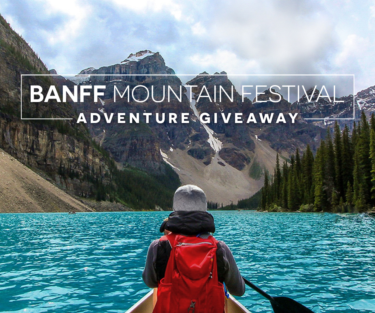 Enter to Win the Banff Giveaway