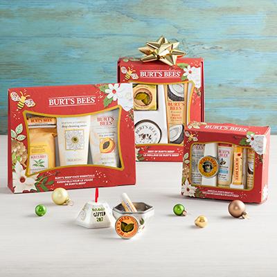 Burt's Bees kits
