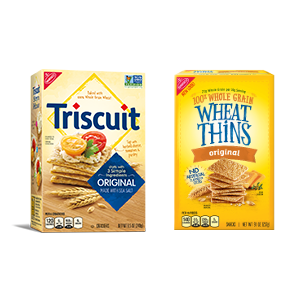 Wheat Thins and Triscuits Cartwheel Promotion