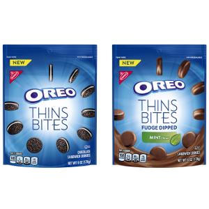 OREO Thins Bites Promotion